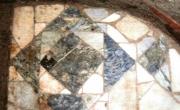 Esempio di modulo Q4 (Roma, Palazzo Valentini, domus B, ambiente biabsidato)