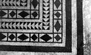 Roma, Palatino, Casa di Livia, tablino B (da MORRICONE MATINI 1967, tav. XII, 53).