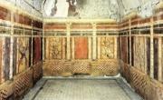Palatino, Casa dei Grifi, vano B (da http://www.thehistorytemple.caom/archeologia/il-palazzo-di-domiziano/)
