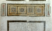 Roma, via Nomentana, villa del casale di San Basilio, vano G (da DI SARCINA 2012, p. 47, fig. 4.1).
