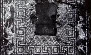 Olinto, mosaico della Caccia (da SALZMANN 1982, https://mosaicodiciottoli.wordpress.com)